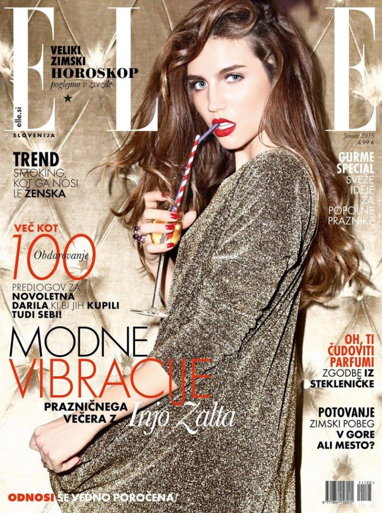 ELLE COVER by Matija Tomc